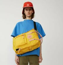 Fjallraven Acne Studios Kanken A/F Sunflower Yellow Messenger Bag-SOLD OUT