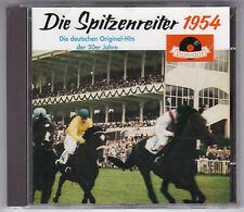 DIE SPITZENREITER 1954 CD ALBUM POLYDOR VARIOUS ARTISTS 18 TITEL
