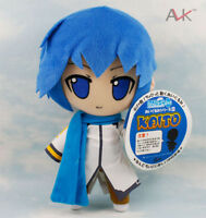 New Vocaloid Hatsune Miku 12'' Kaito Soft Cute Boy Plush Toy Doll Gift