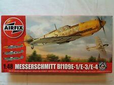 Airfix 05120 Messerschmitt Bf 109 E-1/E-3/E-4 1:48 Neu und versiegelt