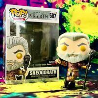 Sheogorath Gamestop Exclusive The Elder Scrolls V Skyrim Funko POP! #587