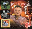 John Hogan The Essential 3CD Box Set New for 2016 Irish Country Music