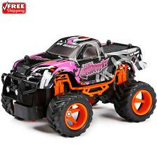 Remote Control Truck 1:24 Scale Speedy Graffiti Radio Control Kids Toy Car