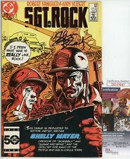 SHANE BLACK Authentic Hand-Signed SGT.ROCK #408 ~ HAWKINS PREDATOR (JSA COA)