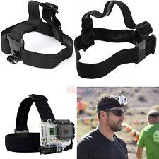 Outdoor Camera Head Strap Mount Belt Elastic Headband For GoPro HD Hero 2 3 3+ 4