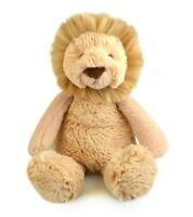 FRANKIE & FRIENDS LION PLUSH SOFT TOY 28CM STUFFED ANIMAL BY KORIMCO - BNWT