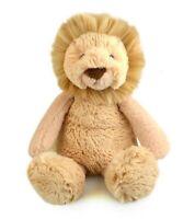 FRANKIE & FRIENDS LION PLUSH SOFT TOY 28CM STUFFED ANIMAL BY KORIMCO - BNWT