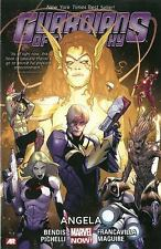 Guardians Of The Galaxy Volume 2: Angela (marvel Now)  VeryGood