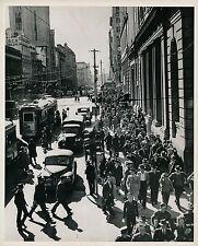 BRISBANE c. 1940 - Corner of Queen and Edward Streets Australia - GF 466