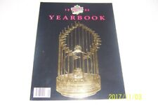 1992 MINNESOTA TWINS Yearbook WORLD CHAMPS Kirby PUCKETT Kelly HRBEK Knoblauch