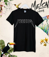 YEEZUS t-shirt tee concert yeezy ticket 77 tour kanye west rap top unisex drake