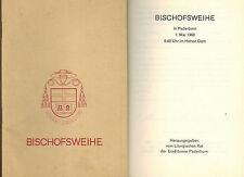 Bischofsweihe von Johannes Joachim Degenhardt d. Kardinal Jaeger, Paderborn 1968