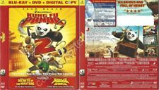 Kung Fu Panda 2 (Blu-ray SLIPCOVER ONLY * SLIPCOVER ONLY)