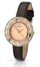 Seksy Round Wristwatches