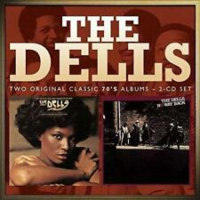 THE DELLS We Got To Get Our Thing Together / No Way Back NEW SEALED 2CD 70s SOUL