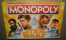 Star Wars MONOPOLY board game - Solo: A Star Wars Story - NEW & SEALED