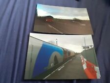2 6x4 Photos of EWS Class 66-66148 at Barnetby Railway Station