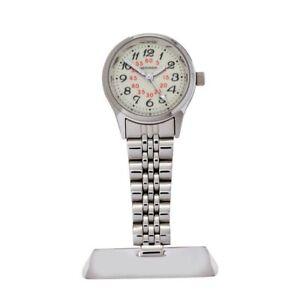Sekonda 25mm Nurses Fob Watch With Luminous Dial SK4218