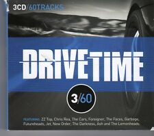 (GJ112) Drive Time, 60 tracks various artists - 2011 - 3 CDs