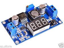 LM2596 DC Wandler Konverter Step-down Power Supply Modul LED Display Voltmeter