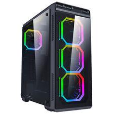 BAREBONES PC CUSTOM SYSTEM  MM1.10.977 Intel i9-9900 3.1GHz 16GB RAM 500GB