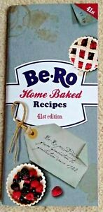 Be Ro Recipe Book 41st Edition Christmas Stocking Filler Gift home baking