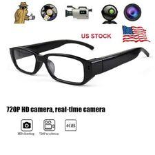 720p HD Spy Camera Glasses Puqing Hidden Eyeglass Sunglasses Cam Camcorder DVR