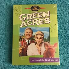 Green Acres - The Complete First Season (DVD, 2009, 2-Disc Set, FS) Brand New
