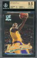 Kobe Bryant Rookie Card 1996-97 Ultra #52 BGS 9.5 (10 9 9.5 9.5)