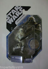 STAR WARS 30TH SNOWTROOPER MCQUARRIE CONCEPT MOC  FREE SHIPPING!!