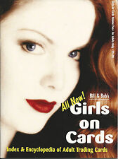 """PINUP"" Adult Girls on Trading Cards 95 Index & Encyclopedia Vol II Bill & Bob's"