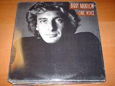 Barry Manilow-one Voice-sealed Lp-arista-9505