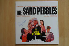 "The Sand Pebbles ""Robert Wise"" Autogramme signed LP-Cover ""Soundtrack"" Vinyl"