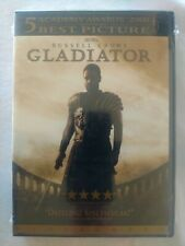 Gladiator (Dvd, 2003) Russell Crowe *New*