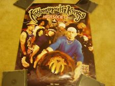 Kottonmouth Kings KMK High Society Poster Twiztid ICP FREE S&H