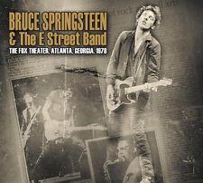 Bruce Springsteen & the E-Street Band - Fox Theater, Atlanta 1978 CD *NEW*