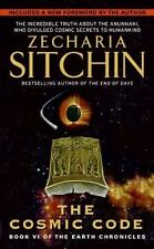 Cosmic Code, The (Earth Chronicles) Sitchin, Zecharia Mass Market Paperback