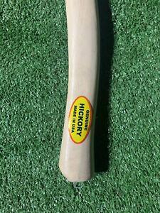 Seymour 28-Inch Boy-Feets Single Bit Curved Grip Axe Handle. Genuine Hickory