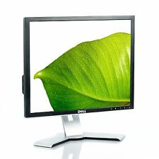 "19"" INCH FLAT LCD MONITOR VGA SCREEN (Various Brands) DELL, HP, SAMSUNG"