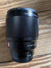 Viltrox AF 85mm f1.8 Mark II für Fuji Fujifilm X-Mount, NEUWERTIG!