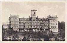 DUNBLANE HYDROPATHIC HOTEL - Scotland - 1924 used postcard