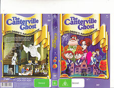 The Canterville Ghost-Children's Favourites-[50 Min]-Animated Burbank-DVD