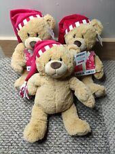 Amazon Gund 2017 Teddy Bear Plush Limited Edition new holiday stuffed animal