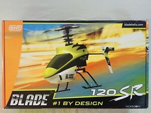 BLADE 120 SR RC MODEL HELIOCOPTER - TRANSMITTER REQUIRED