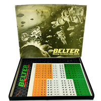 GDW 1979 : BELTER - Mining the Asteroids, 2076 game (UNPUNCHED) Rare