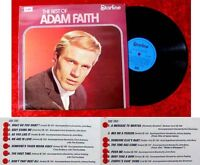 LP Adam Faith The Best of Adam Faith