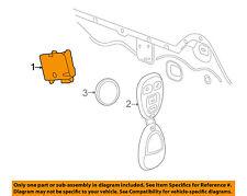GM OEM Keyless Entry-Receiver 25974373