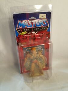 MOTUC MASTERS OF THE UNIVERSE CLASSICS HE-MAN GREAT UNREST Weapons Pack W8923