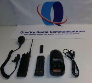 Motorola XTS5000 P25 9600kb 800 MHz Two Way Radio w Impres H18UCC9PW5AN
