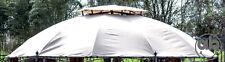Top copertura di ricambio per gazebo esagonale gotic diametro 350 cm
